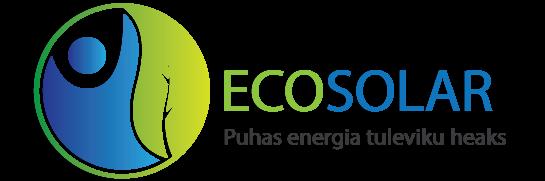 Ecosolar — Päikesepaneelid ja süsteemid