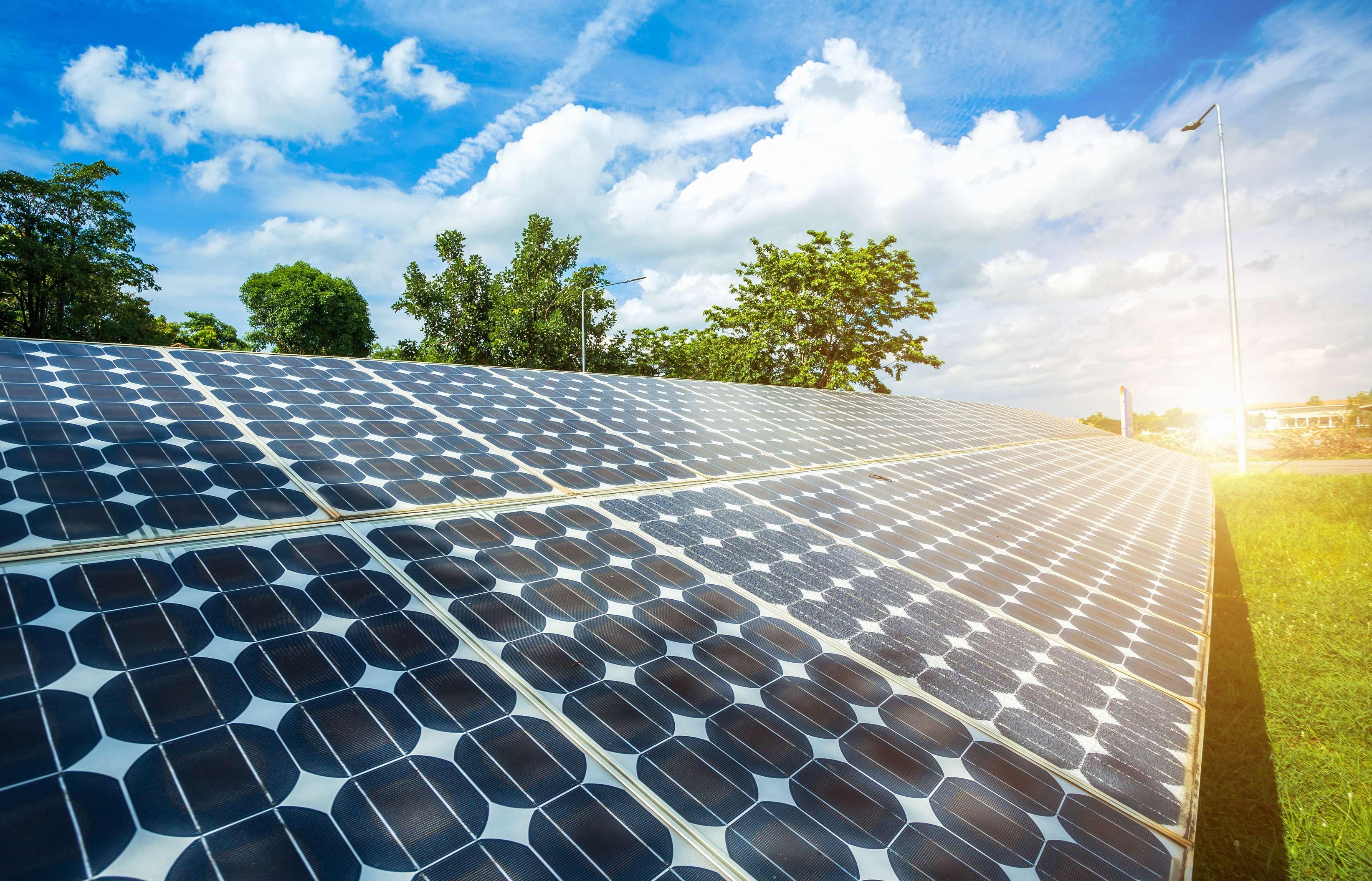 Ecosolar - Päikesepaneelid ja süsteemid